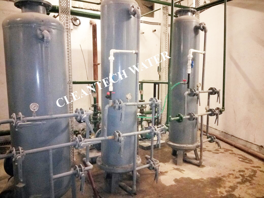 Water Softener Plant Systems